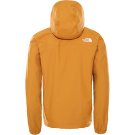 The North Face Resolve 2 Veste Homme, citrine yellow